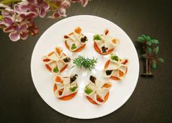 新文美食 四喜蒸饺