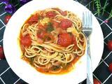 红酱番茄意面的做法[图]