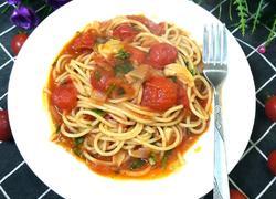 红酱番茄意面