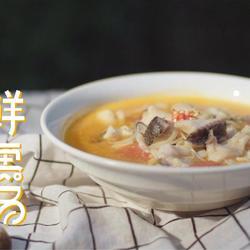 冬阴功鲜鱼汤