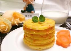 宝宝营养餐系列~山药饼