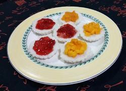 熟梨糕(天津特色小吃)