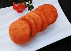 香橙糯米饼(木糖醇)