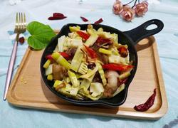 泡椒笋子炒肉片