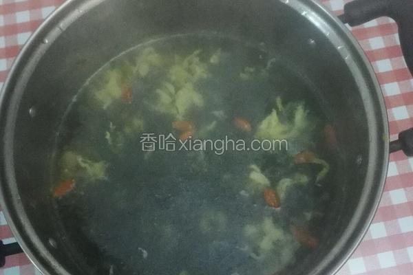 紫菜蛋花汤(创新版)
