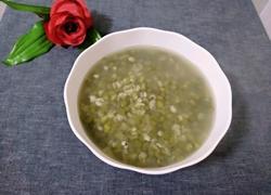 薏米绿豆甜汤