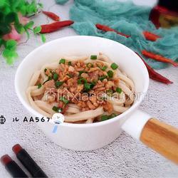 蒜蓉煮做法的南瓜_面条_香哈网菜谱蒸肉丸图片