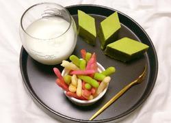 宝宝营养餐系列~菠菜蒸糕