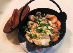 和风海鲜锅