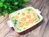 菠菜虾仁鸡蛋羹的做法[图]