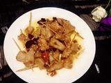 (下午茶)香香牙签肉的做法[图]