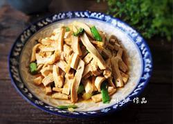 香辣豆腐干