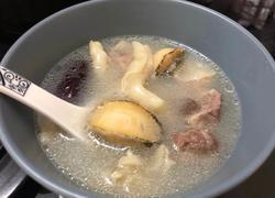 鱼胶鲍鱼排骨汤