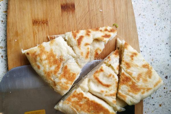 发面大饼的做法大全_发面葱油饼的做法_菜谱_香哈网