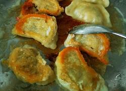 有冻饺 吃煎饺