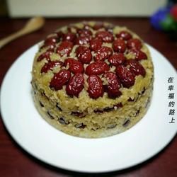 #蒸菜#甑糕
