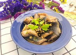 #蒸菜#豉汁乌鳗