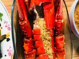清蒸蒜蓉龙虾的做法[图]