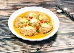 (蒸菜)肉末蒸鹌鹑蛋