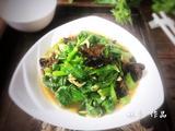 虾米油菜薹的做法[图]