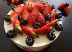 冻芝士蛋糕(免烤)
