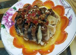 剁椒鳕鱼培根卷