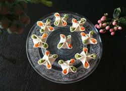 花开四季 蔬菜虾仁蒸饺
