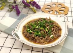 #蒸菜#榨菜牛肉丝