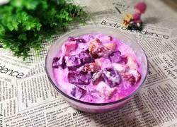 青柠酸奶水果沙拉