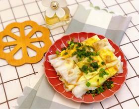 #蒸菜#鸡蛋瘦肉肠粉[图]
