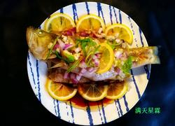 #蒸菜#泰式柠檬鱼
