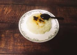 蒸红枣花生糯米饭
