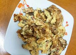 火腿煎鸡蛋