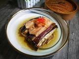 #蒸菜#虾酱茄子蒸五花腩的做法[图]