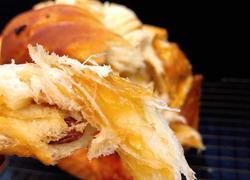 双重拉丝的红糖麻薯吐司