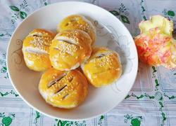 老婆饼(豆沙版)