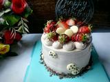 可可口味生日蛋糕的做法[图]