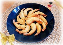天妇罗虾-日本古典美食