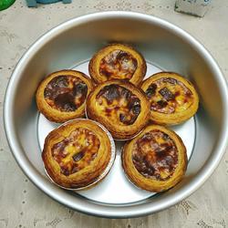 紫薯蛋挞(全蛋)的做法[图]