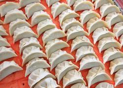 红萝卜玉米猪肉饺子
