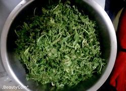 地菜(荠菜)新吃法