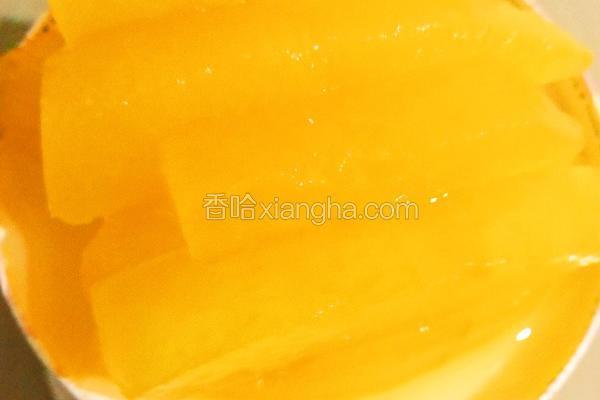 柠檬冬瓜条