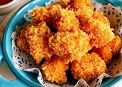 香酥鸡米花