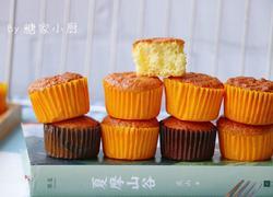 柔软又有弹力的蜂蜜小蛋糕