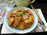 五花肉烧笋的做法[图]