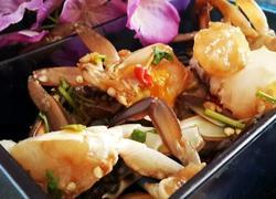 泰式生腌螃蟹