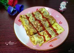 菜脯(萝卜干)煎蛋