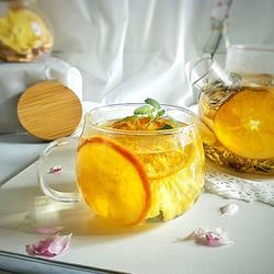 水果创意菜 维果干茶C