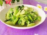 清炒生菜的做法[图]