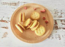 小奇福牛轧饼干